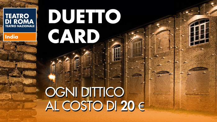 duetto card teatro india- convenzioni action pro